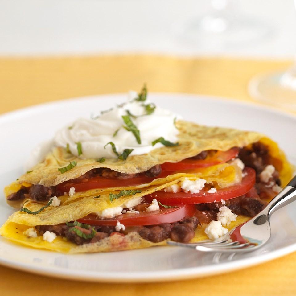 Knife & Fork Breakfast Burrito